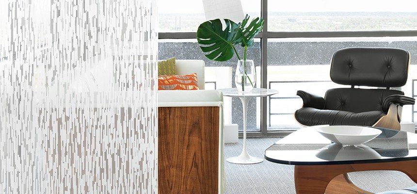 Pattern Decorative Window Films Upgrade Home & Commercial Spaces