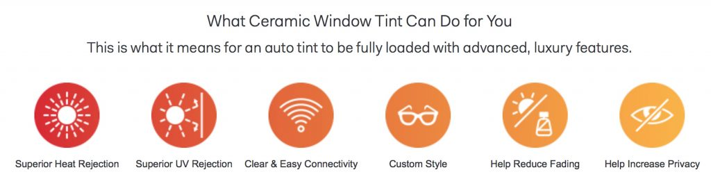 Llumar CTX Ceramic Window Tinting Can Help Tame the Summer Sun 2 - Chattanooga