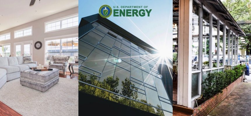 Energy Saving Benefits of Window Film Discussed by U.S. Department of Energy - Home and Commercial Window Tinting in Chattanooga, Tennessee