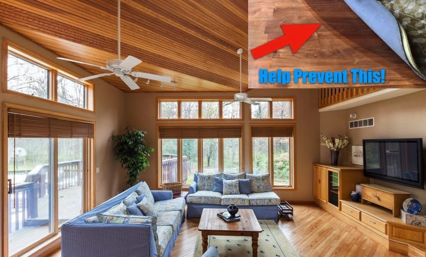 Sun Damaged Floors & Furnishings - How To Protect Against Fading - Home Window Tinting in Chattanooga, Tennessee