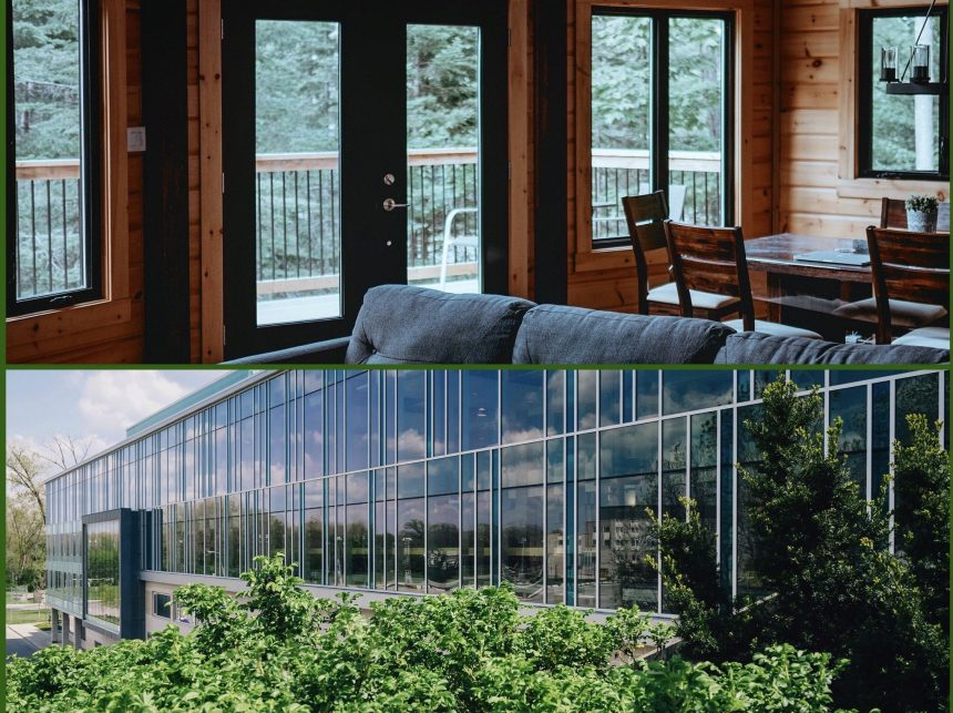 Seeing Green: Solar Control Window Films Save Money & Conserve Energy - Home and Commercial Window Film in Chattanooga, Tennessee